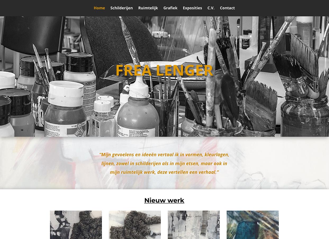 Website Frea Lenger